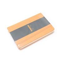 Rhodia Webnotebook - A5 - Blank - Orange
