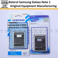 harga Baterai Handphone Samsung Galaxy Note 1 Original Oem   Battery I9220 Tokopedia.com