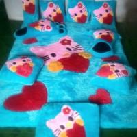 Jual Fullset Hellokitty Love tebal 5cm Murah