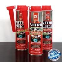 Paket Nitro Diesel Cetane Booster I 3 Botol