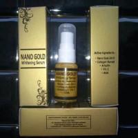 Nano Gold Whitening Serum Berkualitas