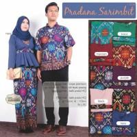peadana set couple batik prada