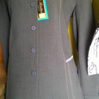 Baju Seragam Kantor/Guru/Setelan Safari (Celana/Rok)