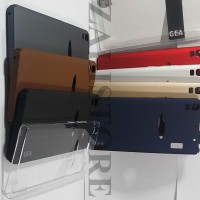 Hard Case Gea SoftTouch Lenovo A7000+ Plus Special Edition /Casing Tpu