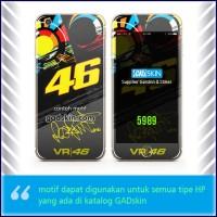 Garskin HP gambar Valentino Rossi Signature stiker