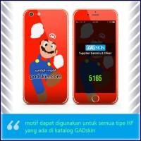Garskin HP gambar Mario Wallpaper stiker