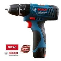 Mesin Bor Baterai Tembok / Cordless Impact Drill Bosch GSB 1080-2