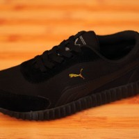 Sepatu Wanita Terbaru Puma Fenty Yezy Fullblack