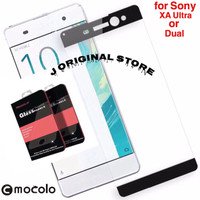 MOCOLO Tempered Glass 3D Edge Sony Xperia XA Ultra Full Curved Premium