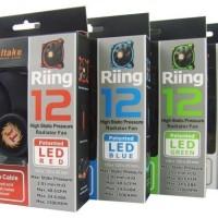 THERMALTAKE Riing 12 LED ( Merah / Biru / Hijau / Putih )