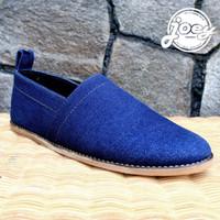 Sepatu Joey Footwear Blur Blue | Joey The Footwear | Sepatu Slip On