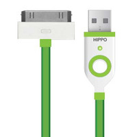 PROMO Hippo Teleport IPHONE 4 IPAD 2/3 90 CM (Kabel Data / Kabel Cha