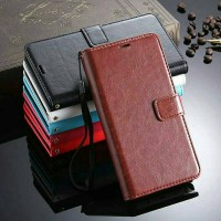 Jual Flip Cover Samsung Galaxy Note 5 Wallet Leather Case Murah