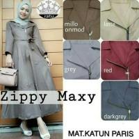 busana muslim/baju wanita/gamis muslimah/blouse/zippy maxi/atasan