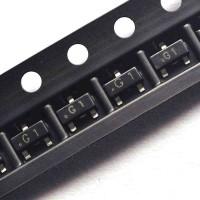 MMBT5551 SMD 2N5551 G1 NPN transistor 600mA 160v SOT-23