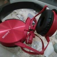 harga Headset / Headphone Stereo Extra Bass Sony Mdr-xb450ap (recommended) Tokopedia.com