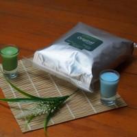 Jual greentea matcha latte bubuk original flavor 800 gr Murah