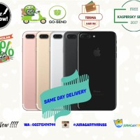 Iphone 7 Plus 256 GB BLACK Murah Garansi READY Bonus senilai 250 ribu