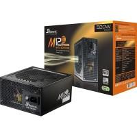 Power Supply Seasonic M12II-520 EVO 520W FULL Modular Bronze