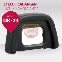 Rubber Eye Cup DK 23 Eyecup Eyepiece Nikon D7000 D5100 D3100 D3000