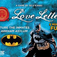 [PROMO] Love Letter Batman board game
