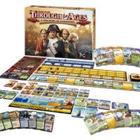 [PROMO] Through The Ages a new Story of Civilization Board Game