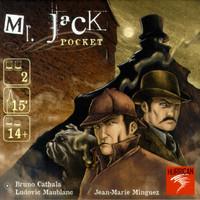 [PROMO] Mr. Jack Pocket Board Game