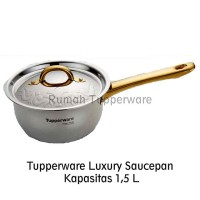 Tupperware Luxury Saucepan 1.5L (Activity September 2016) (Promo)