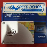 SSD Intel 120GB / 535 Series