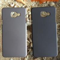 Case hardcase Samsung A7 2016/A710 Polos Casing HP Plastik Keras