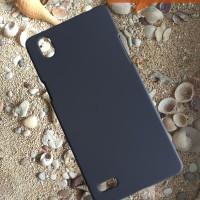 Casing Hardcase Oppo Mirror 5 Hitam Polos HP Plastik Keras
