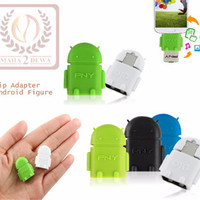 Jual micro usb OTG adapter ANDROID 5pin flashdisk keyboard feelymos on the Murah