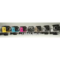 Paket Sports Cams Wifi W8 (SJ4000, SJ 4000 Killer) Like a GoPro