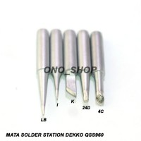 Mata Solder Station Dekko QSS960-4C