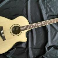 Gitar Akstik Taylor Natural Dove