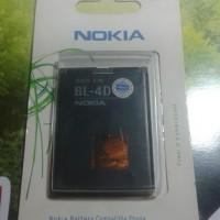 Baterai Bl 4D merk nokia untuk hp N97 mini, N8, E5-00, E7-00, E5, E7