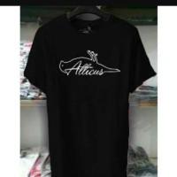 kaos/t-shirt/baju atticus