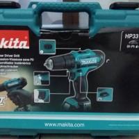 Bor Beton Impact / Cordless Impact Drill MAKITA HP331DWYE