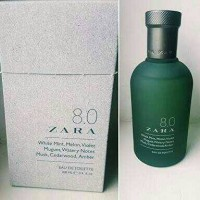 No Box - Original Eropa Parfum Zara 8.0 For Him EDT 100 Ml