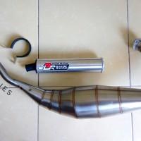 Knalpot Ninja R / RR Type Cobra