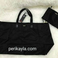 Jual TUMI JUST IN CASE TRAVEL DUFFLE PACKABLE TOTE BAG Murah