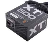 XFX XT Series 500W PSU 80+ Bronze (Made by Seasonic) - P1-500B-XTFR