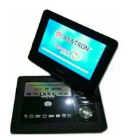 dvd portable + Tv+ Radio FM + game tendo + USB, layar besar 11inc