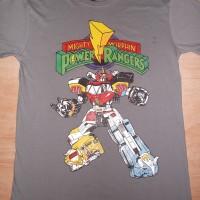 harga Kaos Power Rangers Megazord Tokopedia.com