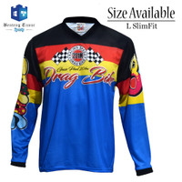 Baju Drag Bike A-1 / Baju Motor Cross