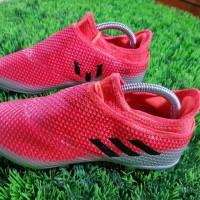 Sepatu Bola Adidas Messi X16+ PureAgality Red White