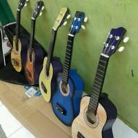 gitar okulele, gitar ukulele, kentrung, gitar kecil, gitar mini