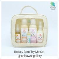 Jual Beauty Barn Kids Try Me Set / Perlengkapan Travelling Bayi Murah