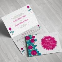 Undangan Pernikahan Unik lucu keren kreatif murah V31