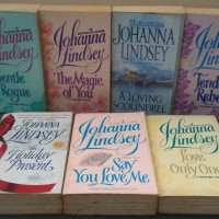 Johanna Lindsey - Malory series (7 buku) (b.inggris)